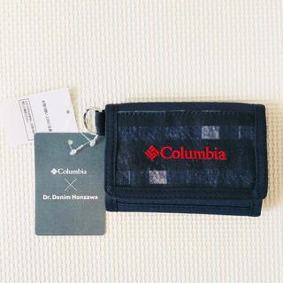 コロンビア(Columbia)の【新品タグ付】★コロンビア★ナイオベ★二つ折り財布(折り財布)