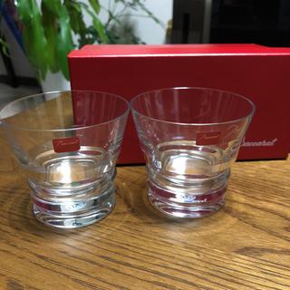 バカラ(Baccarat)のバカラ ペアグラス(グラス/カップ)