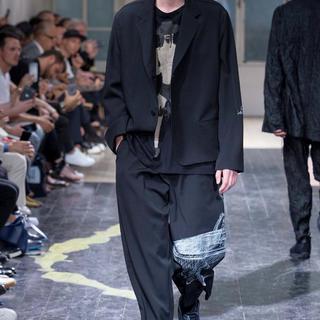 ヨウジヤマモト(Yohji Yamamoto)の16SS ヨウジヤマモト プールオム (Tシャツ/カットソー(半袖/袖なし))