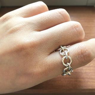 アガット(agete)の定価¥28,080 e.m. A/W COLLECTION 「swell」リング(リング(指輪))