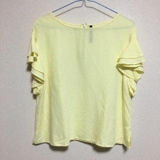しまむら - しまむら HK Tシャツ フレアスリーブ