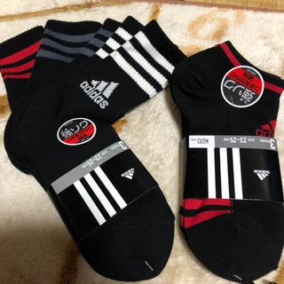 アディダス(adidas)のアディダスくつ下(靴下/タイツ)
