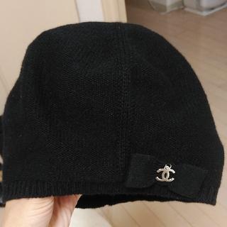 CHANEL - 未使用❤シャネル カシミア 帽子