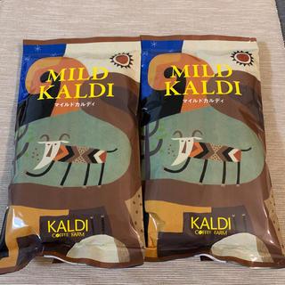 カルディ(KALDI)のマイルドカルディ コーヒー豆(コーヒー)