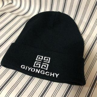 ビッグバン(BIGBANG)のGIYONGCHY(ニット帽/ビーニー)