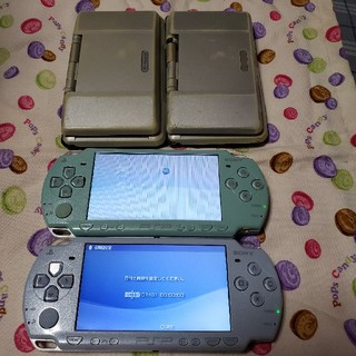 PlayStation Portable - psp2000とニンテンドーDS