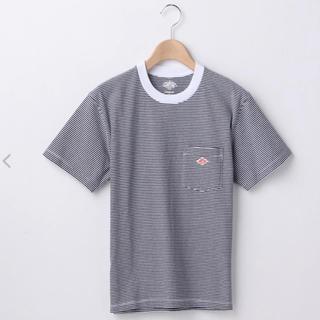 DANTON - 【DANTON】ボーダーTシャツ 36