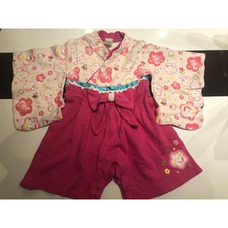 ディズニー(Disney)の美品  キッズ  袴(和服/着物)