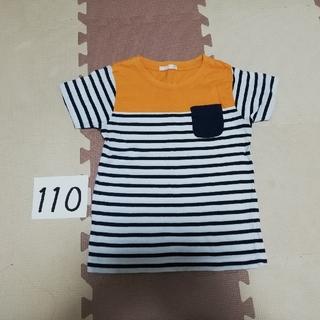 ジーユー(GU)の110cm GU Tシャツ(Tシャツ/カットソー)