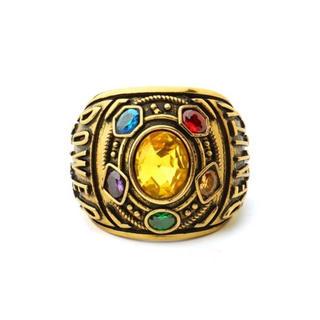 サノス ガントレット リング サイズ 11(リング(指輪))