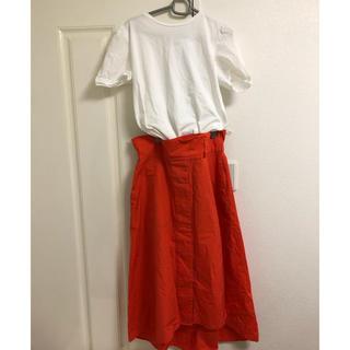 ザラ(ZARA)のzala TシャツLサイズ(Tシャツ(半袖/袖なし))