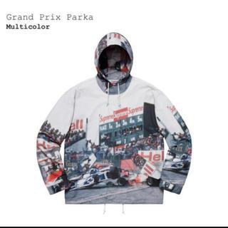 Supreme - M supreme Grand Prix Parka