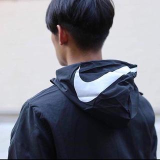 NIKE - 新品未使用タグ付き✨SWOOSH ナイロンジャケット パーカー ジャージ