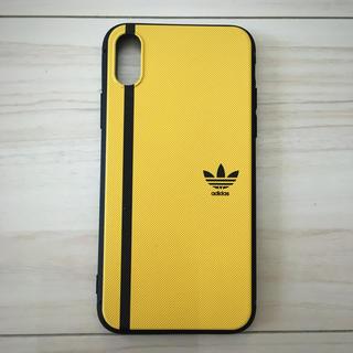 アディダス(adidas)の新品☆adidas iPhone ケース★iPhoneXケース☆アディダス(iPhoneケース)