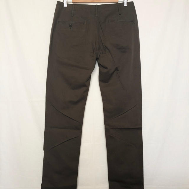 GU(ジーユー)のGU ジーユー レギュラーフィットチノ メンズのパンツ(チノパン)の商品写真