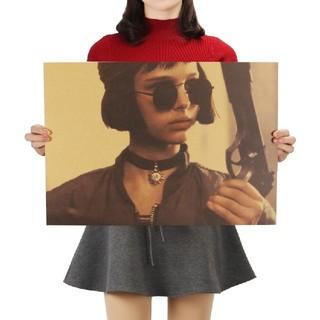 特価!レオンポスター D:銃とマチルダ② B3サイズ51.5x36cm