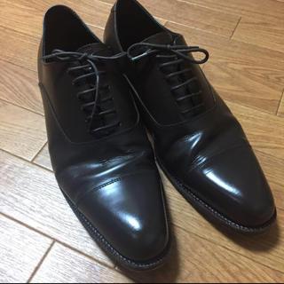 BURBERRY BLACK LABEL - 極美品 バーバリーブラックレーベル 革靴 ビジネスシューズ