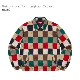 シュプリーム(Supreme)のsupreme Patchwork Harrington Jacket S(ブルゾン)