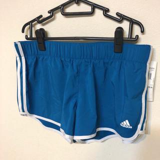 アディダス(adidas)の新品 ショート パンツ アディダス レディース ランニング 短パン フィットネス(ヨガ)