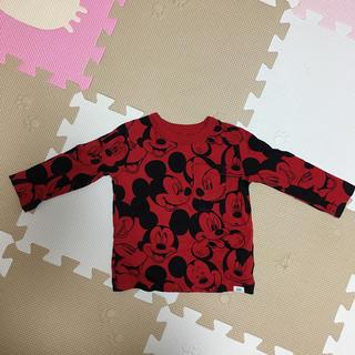 1f38383136d8a0 ギャップ(GAP)の新品 GAP ミッキー 長袖 トップス(Tシャツ)