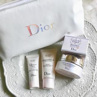 Dior - 【11,214円相当in限定ポーチ♡】カプチュールトータル セット ベストコスメ