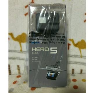 GoPro - 新品 GoPro HERO5 BLACK CHDHX-502