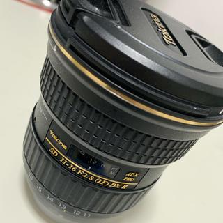 ニコン(Nikon)の超広角ズームレンズ AT-X 11-16 F2.8 PRO DX ニコンF用 (レンズ(ズーム))