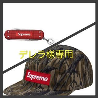 シュプリーム(Supreme)のデレラ様専用(キャップ)