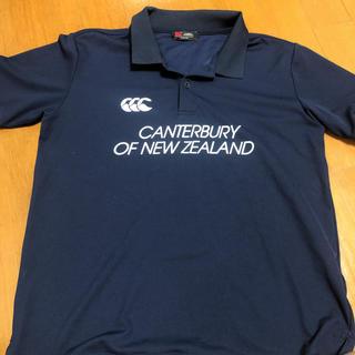 CANTERBURY - カンタベリーオブニュージーランド ラグビーポロシャツ
