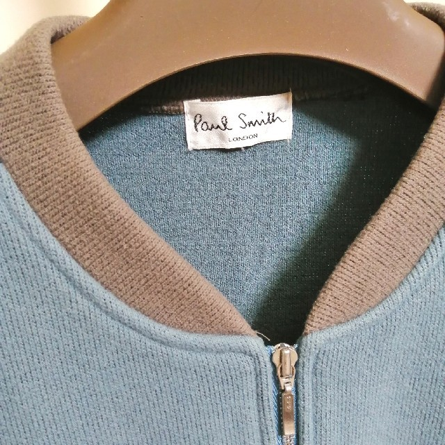 Paul Smith(ポールスミス)のPaul Smith ブルゾン カーディガン メンズのジャケット/アウター(ブルゾン)の商品写真