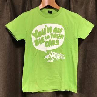 グラニフ(Design Tshirts Store graniph)の★美品★ グラニフ Tシャツ グリーン(Tシャツ(半袖/袖なし))