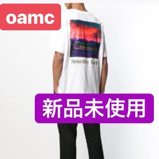 ジルサンダー(Jil Sander)のoamc 19ss space ship earth tシャツ Mサイズ(Tシャツ/カットソー(半袖/袖なし))
