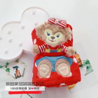 シェリーメイ(シェリーメイ)の日本未発売 シェリーメイ 薄手ブランケット タオルケット 毛布 ラス1(キャラクターグッズ)