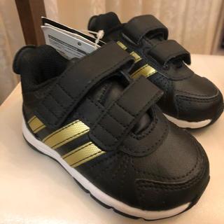 アディダス(adidas)のアディダス ベビーシューズ 未使用品 12センチ(スニーカー)
