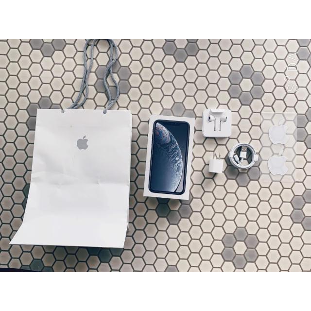セブン ケース / Apple -  iphone XR 純正 付属品 本体以外 未使用 の通販 by ちぴちゃん's shop|アップルならラクマ