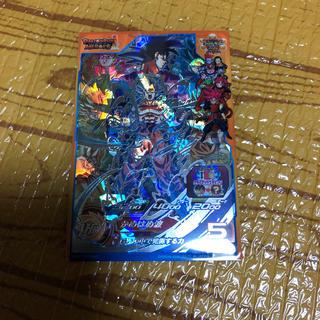 ドラゴンボール(ドラゴンボール)のスーパードラゴンボールヒーローズsec孫悟空(シングルカード)