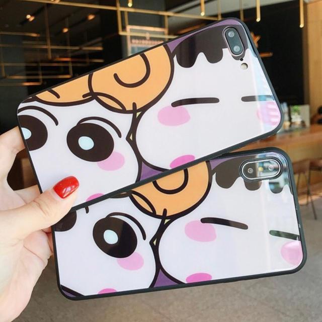 クレヨンしんちゃんiPhoneケースXR.XSの通販 by BANC's shop|ラクマ
