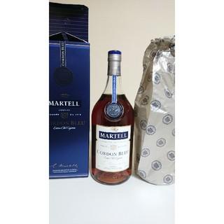 【1リットル】マーテル MARTELL コルドンブルー 美品 みんな開栓品