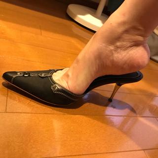 バーバリーブルーレーベル(BURBERRY BLUE LABEL)のBurberry bluelabel 靴(ハイヒール/パンプス)