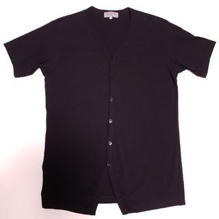 ヨウジヤマモト(Yohji Yamamoto)のYohji Yamamoto pour homme 半袖(Tシャツ/カットソー(半袖/袖なし))