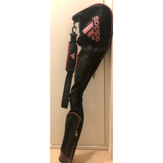 adidas - 美品!adidas★グリッターゴルフクラブケース