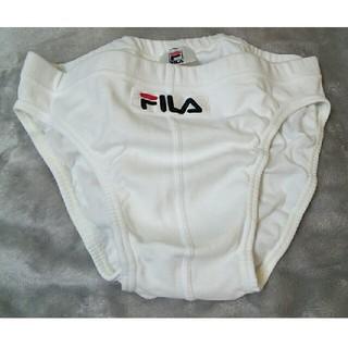 FILA - FILA ビキニ サポーター 白 M
