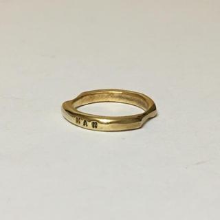 アッシュペーフランス(H.P.FRANCE)のSERGE THORAVAL 男と女(リング(指輪))