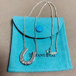 ティファニー(Tiffany & Co.)のティファニー TCOシルバー ホースシュー ネックレス(ネックレス)