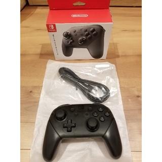 Nintendo Switch - プロコン ほぼ新品