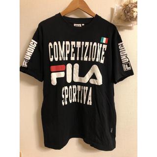 フィラ(FILA)の美品❗️FILA  フィラ  メンズ Tシャツ(Tシャツ/カットソー(半袖/袖なし))