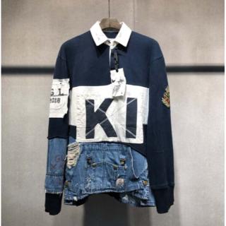 GREG LAUREN x Kith カーゴシャツ