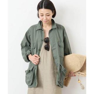 DEUXIEME CLASSE - ドゥーズィエムクラス ROTHCO MILITARY シャツジャケット