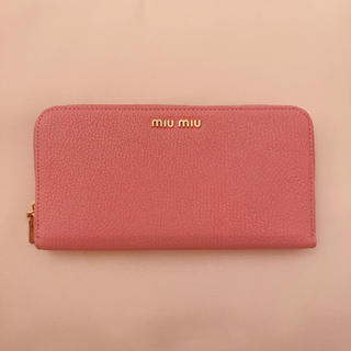 8166e79a869b ミュウミュウ マドラス 財布(レディース)の通販 400点以上 | miumiuの ...