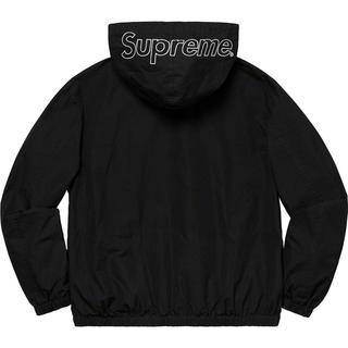 シュプリーム(Supreme)の【L】Supreme Highland Jacket 黒 ジャケット(ブルゾン)